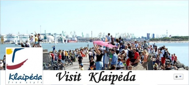 """Visit Klaip�da"" on Facebook"